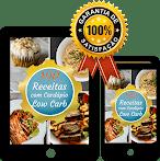 100 Receitas Com Cardápio Low Carb