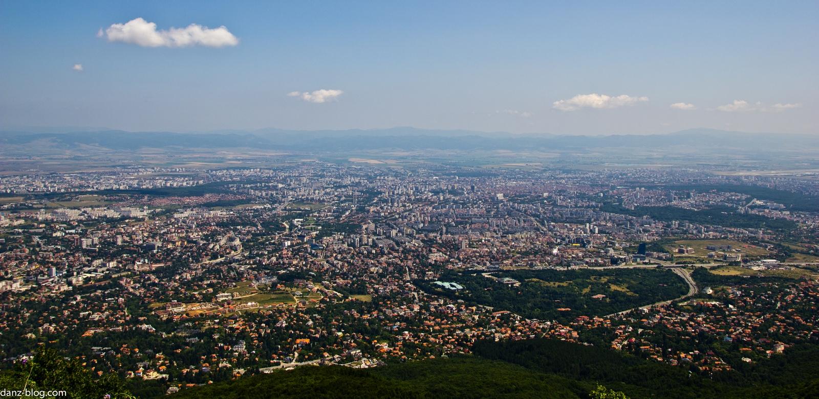 фото софия город
