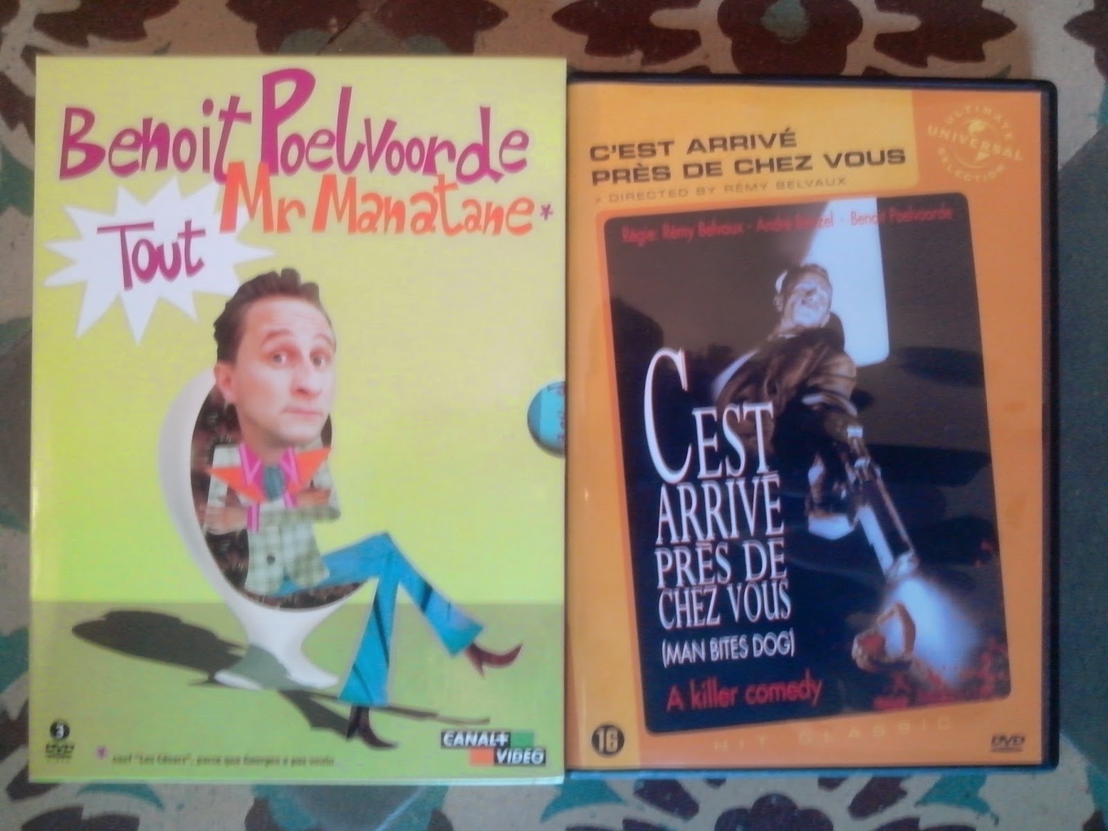 Divers DVD a vendre Poelvoorde