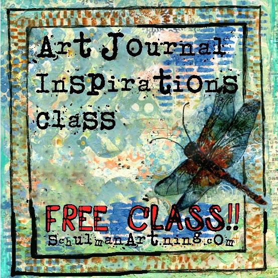art journal ideas   art journal techniques   art journal pages  FREE art journal inspirations ebook   join http://schulmanart.ning.com/group/art-journal-inspiration