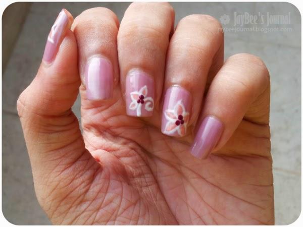 Pakistani beauty blog, Pakistani nail art, Eid nail art design tutorial flowers