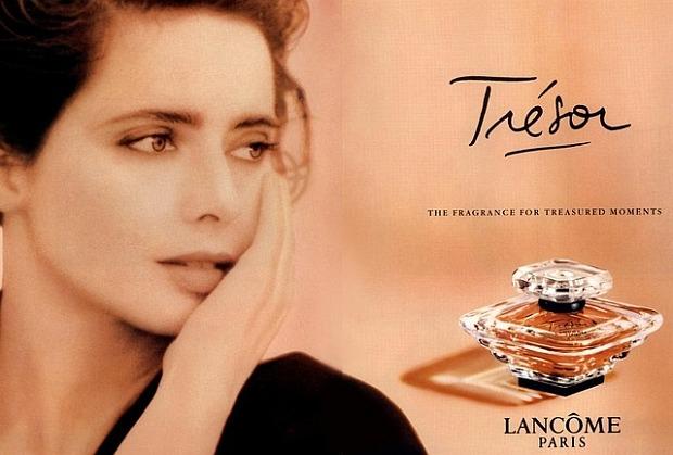 Reklama Tresor z lat 90.