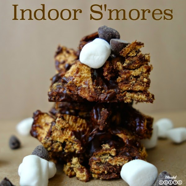 Indoor S'mores @ Blissful Roots