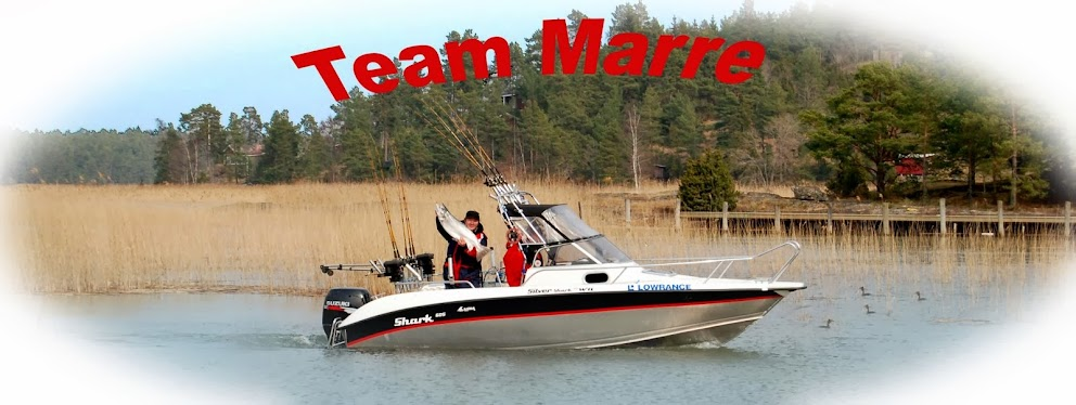 TEAM MARRES FISKERAPPORT