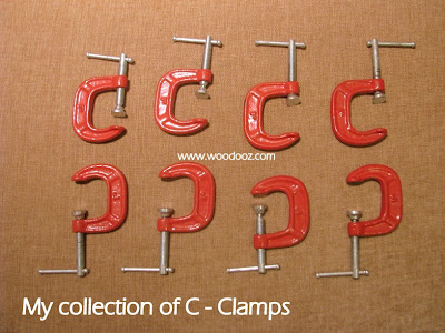 G Clamps