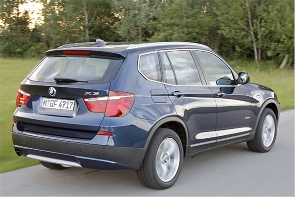 BMW X3 sDrive18d 2013
