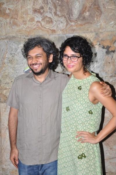 Director Kiran Rao at special screening of 'Ship Of Theseus'