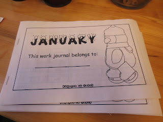 http://www.teacherspayteachers.com/Product/January-Work-Journal-1025127
