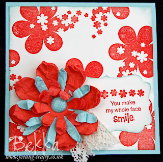 Blossom Party and Sprinkled Expressions