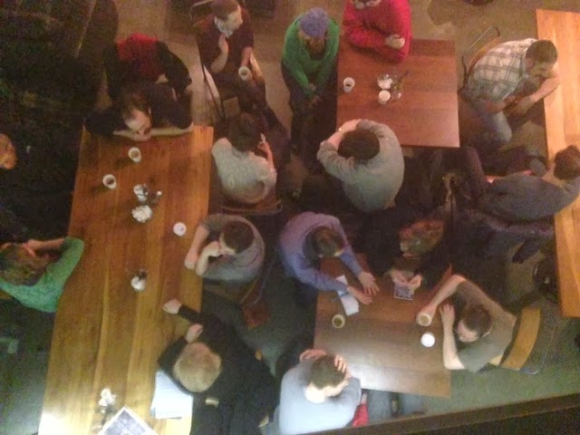 First gathering of Creatives in Animation Network (CAN)