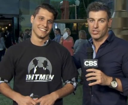 Big Brother 16 Backyard Interview Cody Calafiore