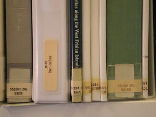 Boeken met geografische code