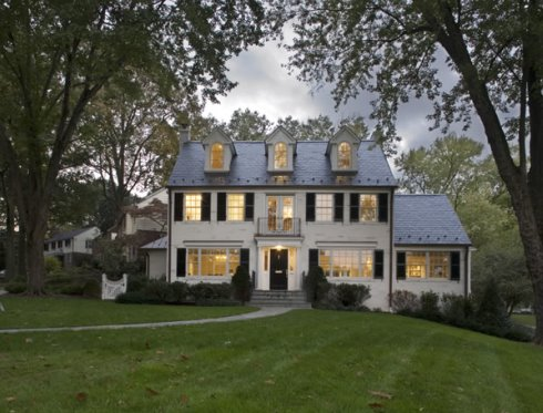 A Classic Home Renovation Or Transformation Content In A