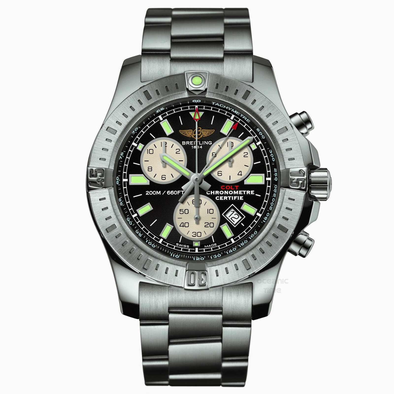 oceanictime breitling colt chrono 2014. Black Bedroom Furniture Sets. Home Design Ideas