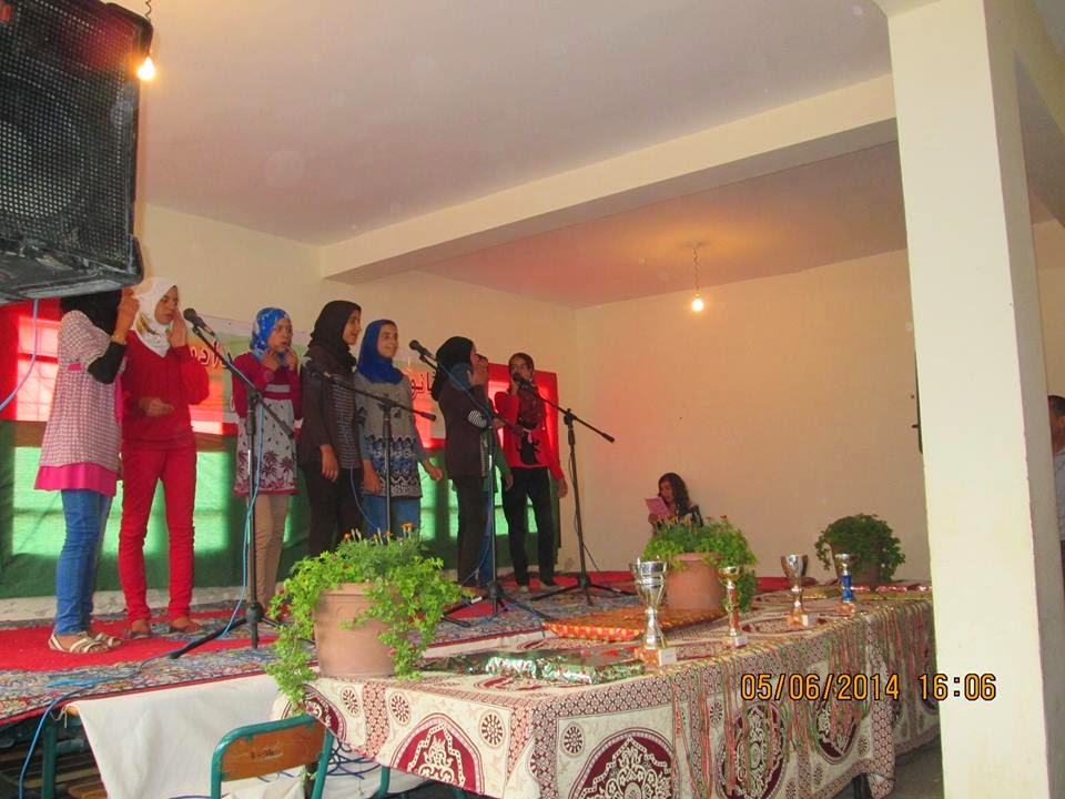 نيابة تاونات: ثانوية اخلالفة الإعدادية تحتضن حفلا ختاميا نهاية أسبوعها الثقافي