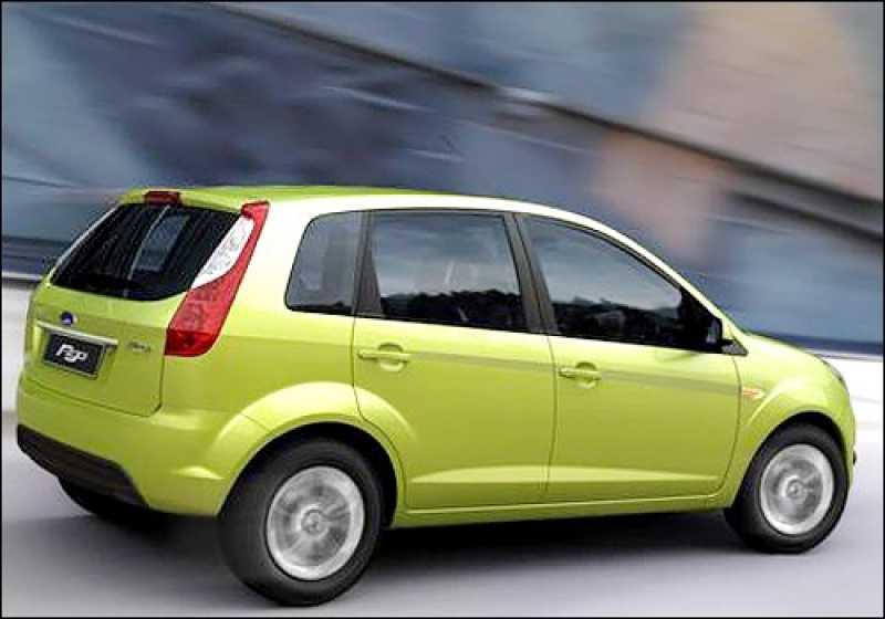 Ford Figo Crosses 1 Lakh Mark Car Dunia Car News Car