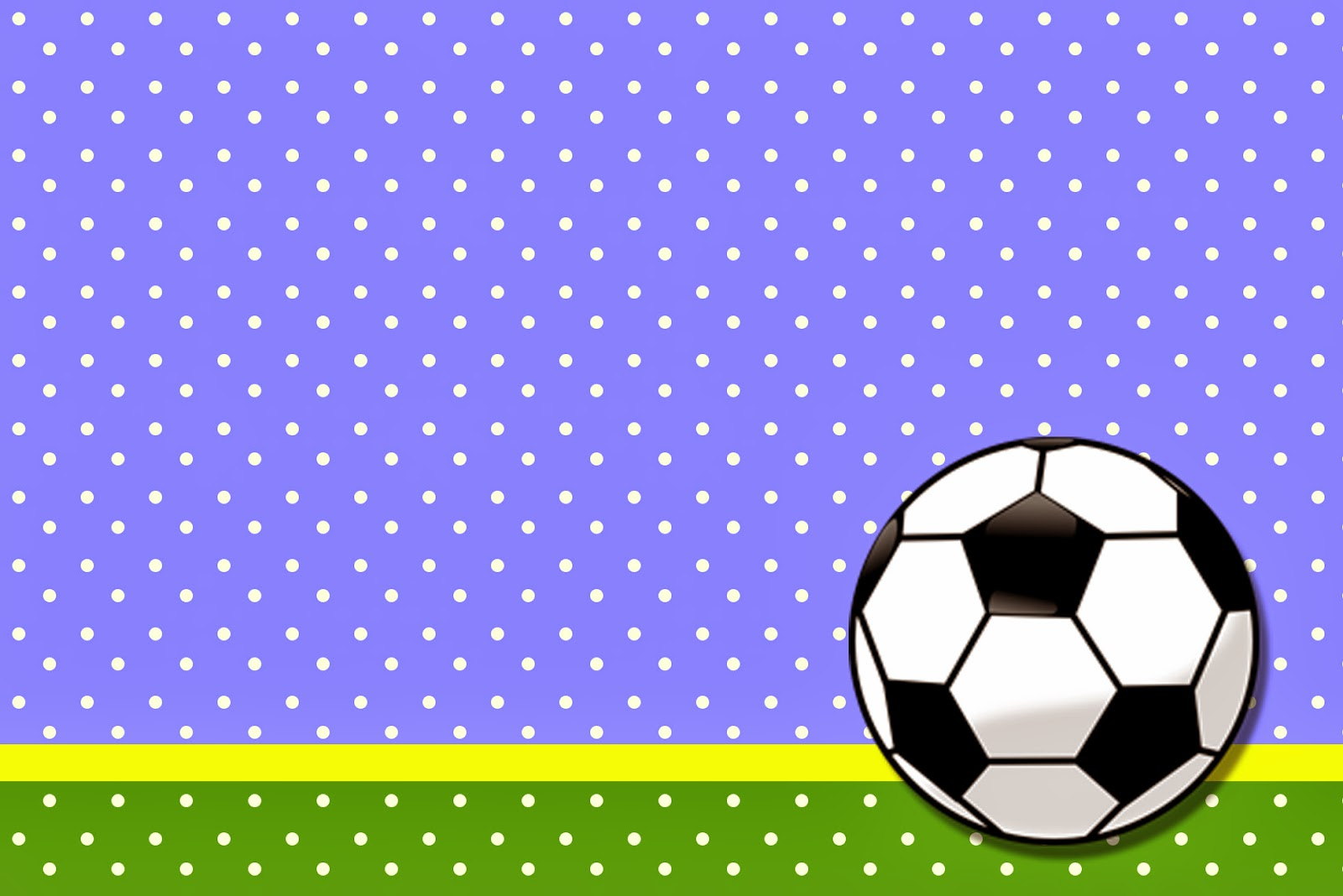 футбольный фон для детей