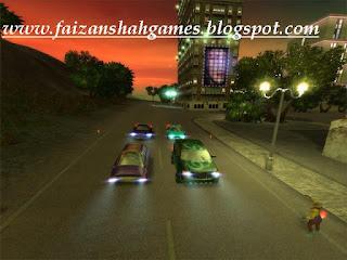 City racer gamecube