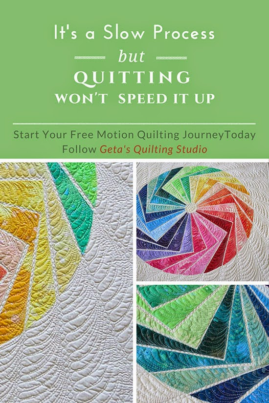 Free Motion Quilting tips and tricks