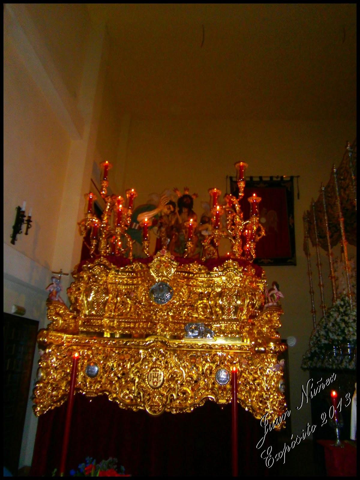 Fragancias cofrades semana santa c rdoba 2013 lunes santo - Fragancias de sevilla ...