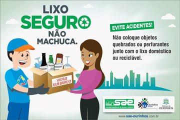 LIXO SEGURO