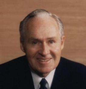 Former CEO Motorola Robert W. Galvin
