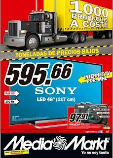 media markt precio de coste 4-7 2013