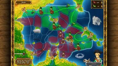 Pirates and Corsairs: Davy Jones Gold Screenshots 2