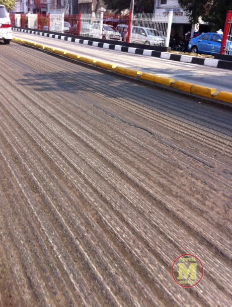 Alur Jalan Vertikal di Dekat Stasiun Kota Arah Glodok - Kapal Miring Kapten!!!