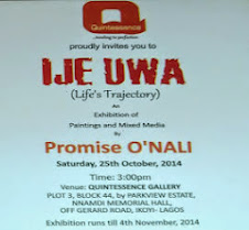 Uje Uwa - Life's Trajectory