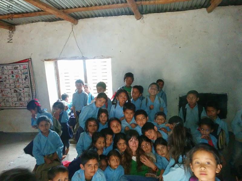 Nepal, te vamos a ayudar.
