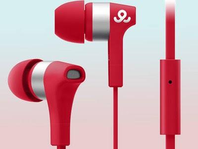 Fones de ouvido Go Gear Turbo são coloridos e têm bom preço