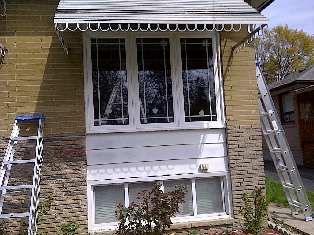 Ajr window technologies for Prairie style window