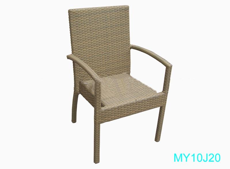 Lark jardin sillas de jardin en aluminio y rattan for Sillas de jardin de aluminio