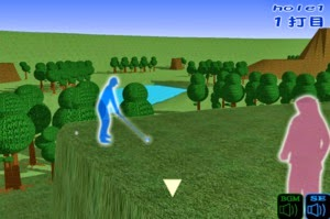 Nagamochi Golf de Escape 2 Walkthrough