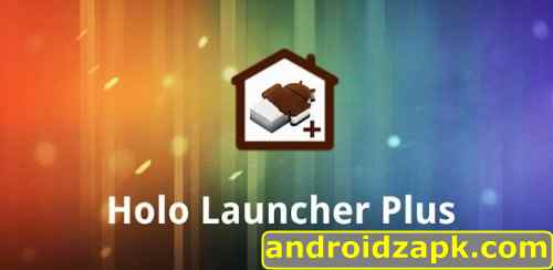 Holo Launcher HD Plus v1.0.0 Final Cracked apk for android