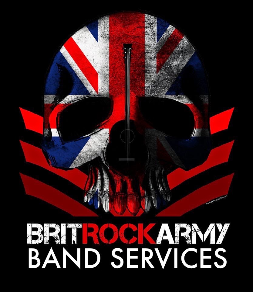 BritRockArmy Band Services