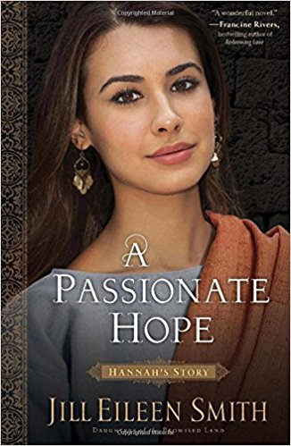 A Passionate Hope Book Tour