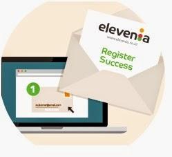 cara konfirmasi pendaftaran elevania.co.id