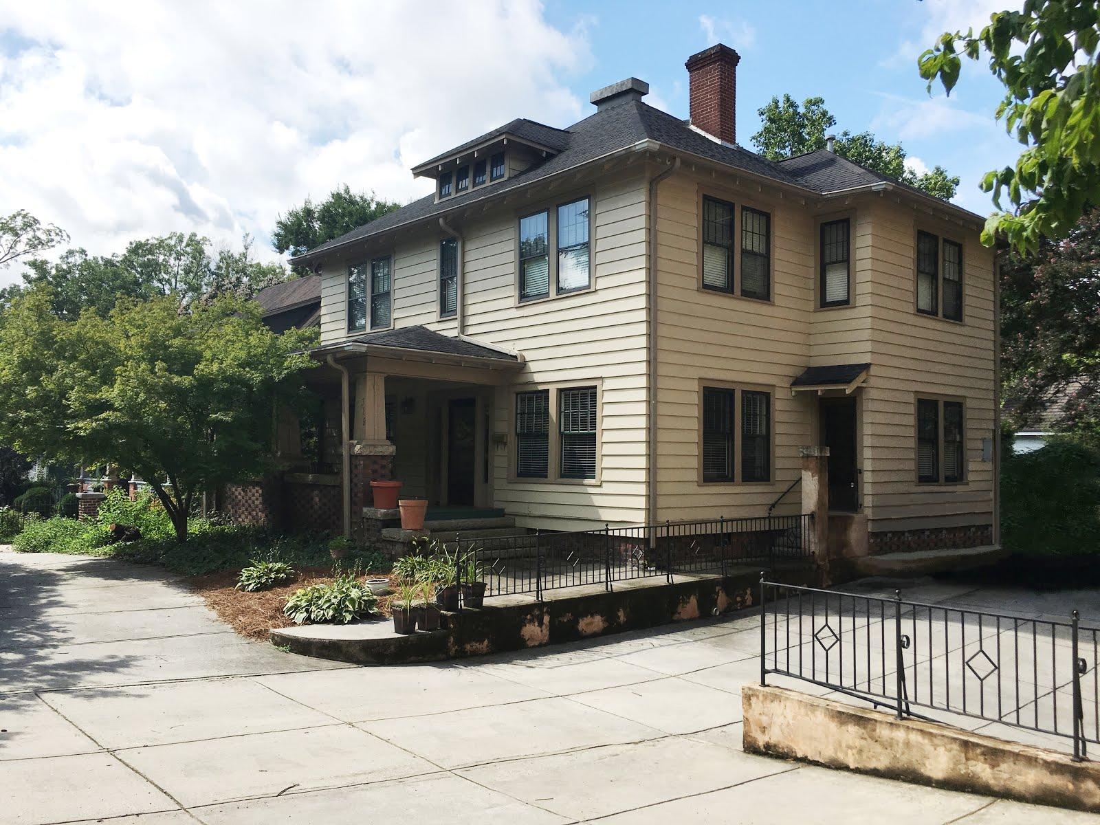 319 W. Horah Street, Salisbury NC 28144 ~ circa 1920 ~ $219,000