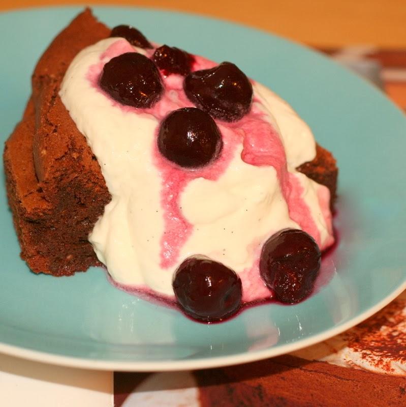 Schokolade Wolkenkuchen Sonjas Kochinsel