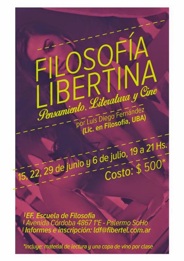 Curso: Filosofía Libertina