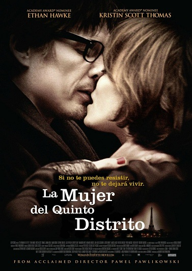 La Mujer Del Quinto Distrito [2011] [Dvdrip] [Español Latino]