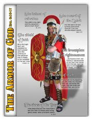 *PUT ON THE FULL ARMOR OFGOD!*