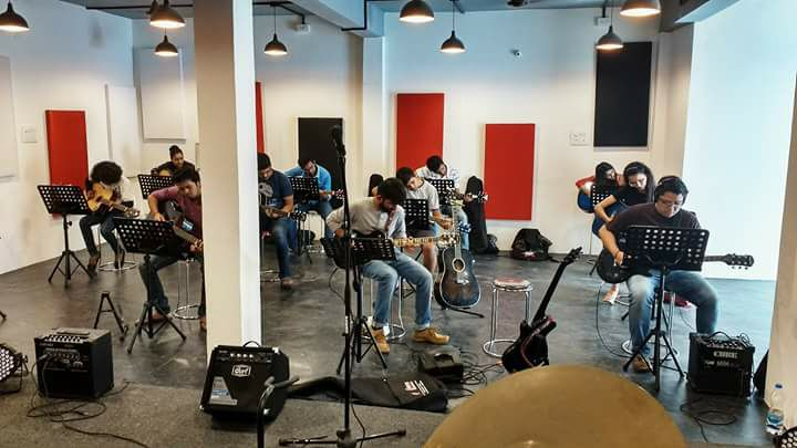 | Learn | Play | Perform | - Guitar, Drums, Keyboard, Vocals- Reach Us @9886481176