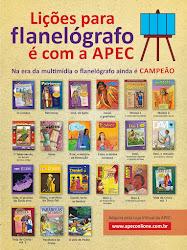 LIÇÕES PARA FLANELÓGRAFO