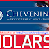 Chevening Scholarships in Malaysia (Master) 2016/2017