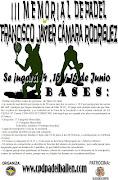 HORARIOS TORNEO DE DOBLES DE TENIS 2013