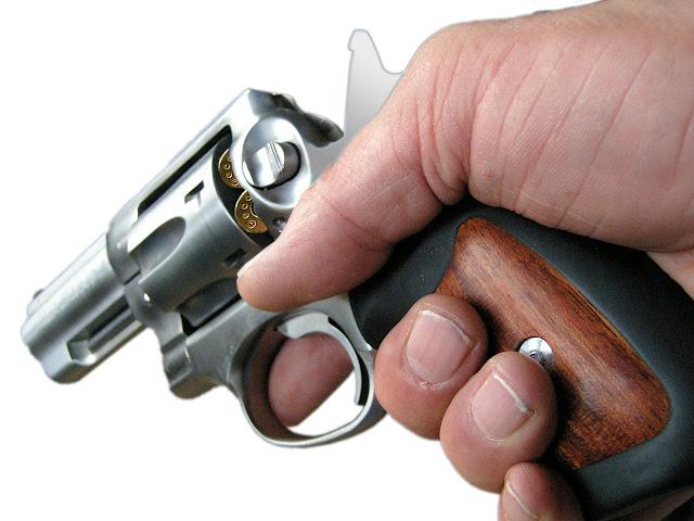 arme pistolet