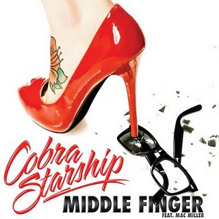 Cobra Starship - Middle Finger